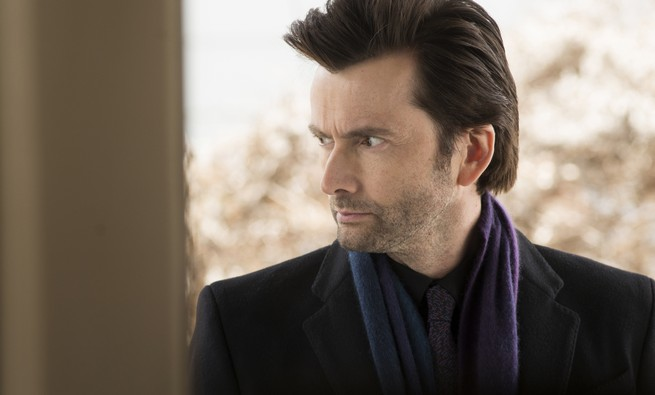 David Tennant es Killgrave en 'Jessica Jones'