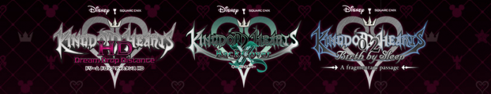 Kingdom Hearts 2.8 3