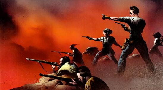 La Torre Oscura - La Batalla de la Colina de Jericó
