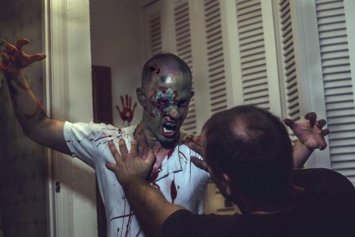 Last Day Zombie - ataque