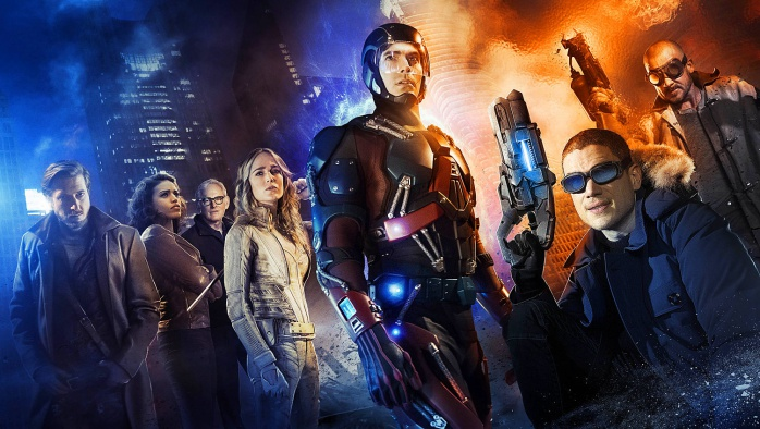 Legends of Tomorrow Buena Calidad
