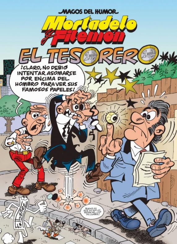 Mortadelo y Filemón: El Tesorero