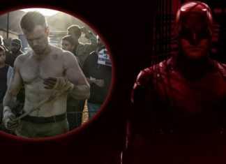 Matt Damon Daredevil