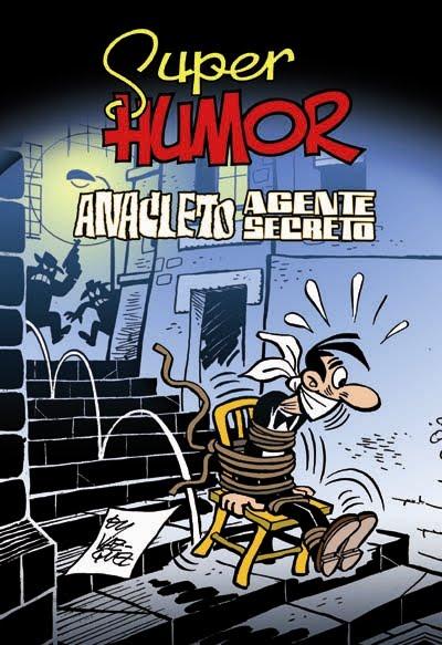 Súper Humor Anacleto Agente Secreto