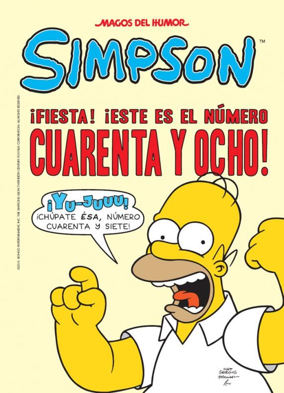 Los Simpsons 48