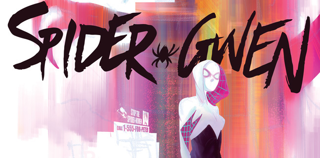 Previa Spider-Gwen
