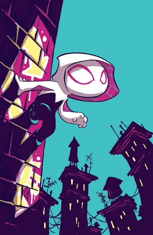 Spider-Gwen previa nº1 tras secret wars 5