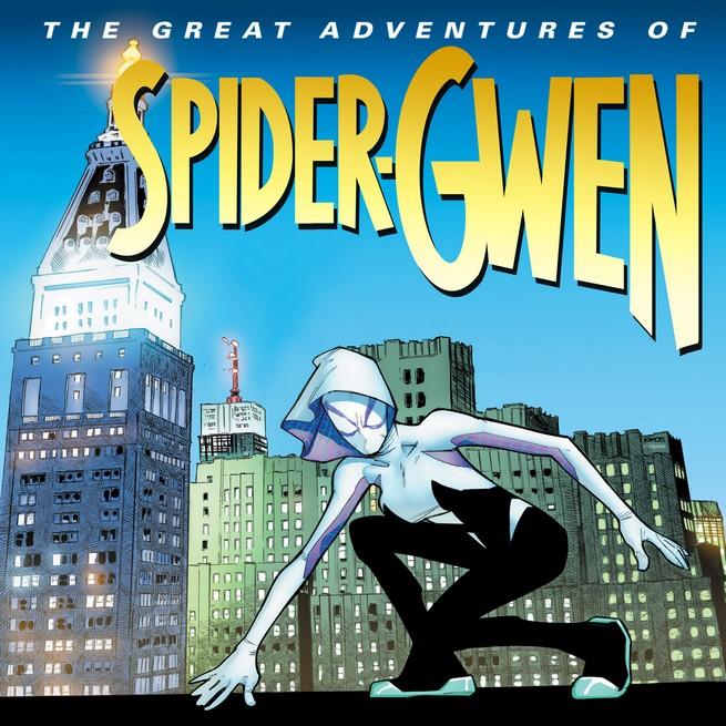 Spider-Gwen previa nº1 tras secret wars 9