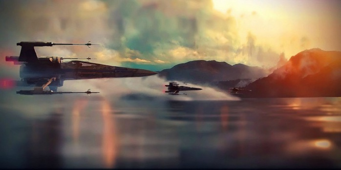 La Resistencia - Star Wars 7 - El despertar de la Fuerza
