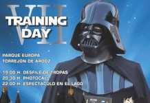 VII Training Day Legion 501