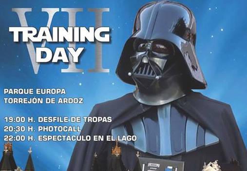 VII Training Day Legion 501