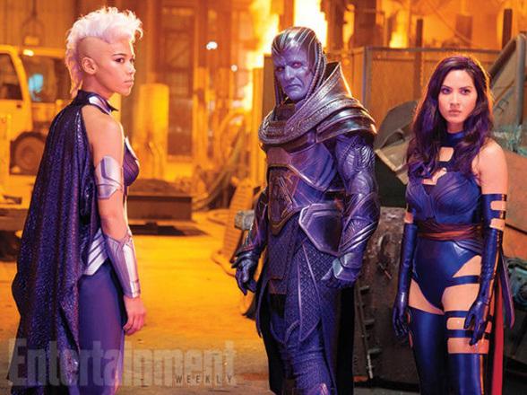X-Men: Apocalipsis Apocalipsis entertainment weekly