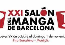 XXI Salon Manga Barcelona
