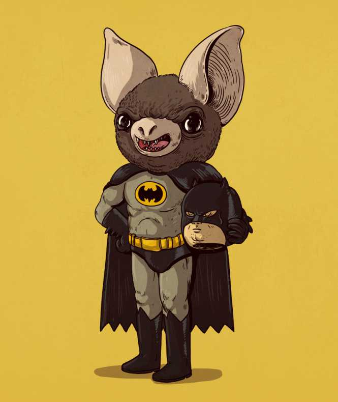 batman man-bat