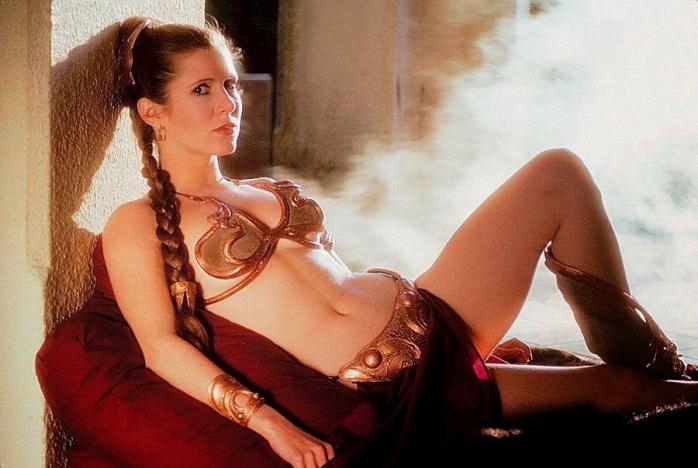 Princesa Leia bikini