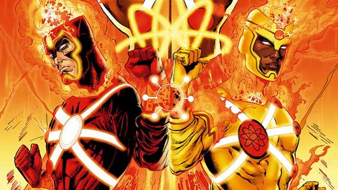 firestorms dc comics