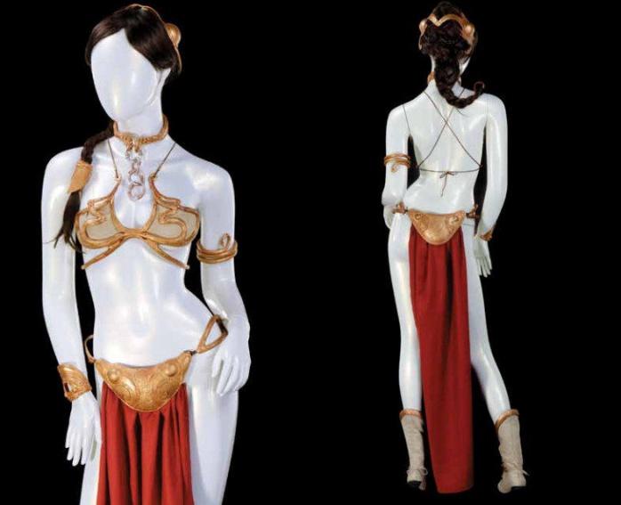 vestuario Leia