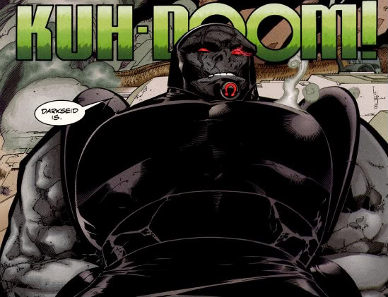 liga de la justicia grant morrison 2 darkseid