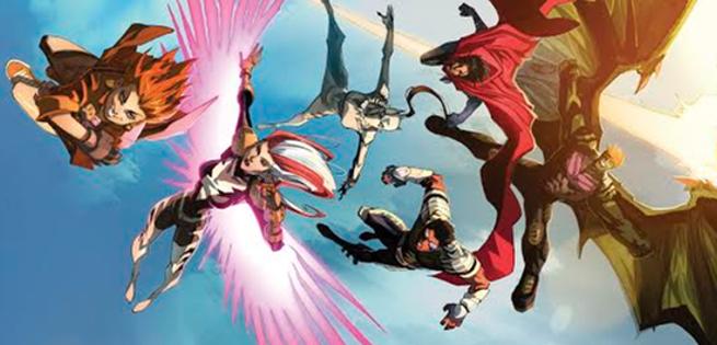 New Avengers 1