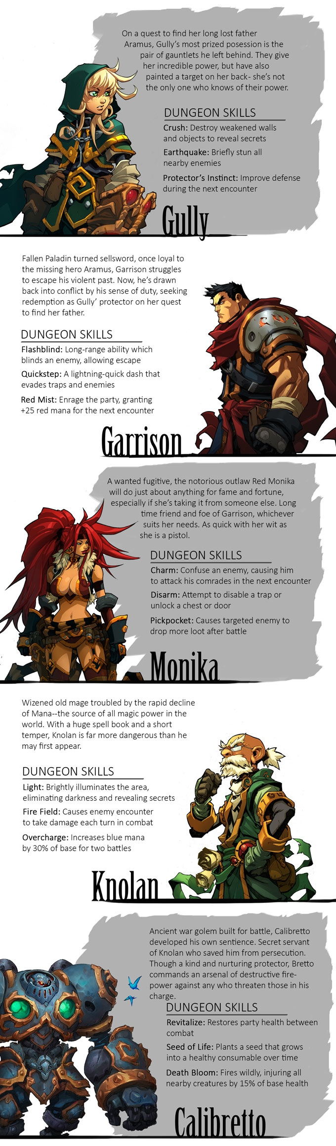 personajes-battle-chasers-nightwar