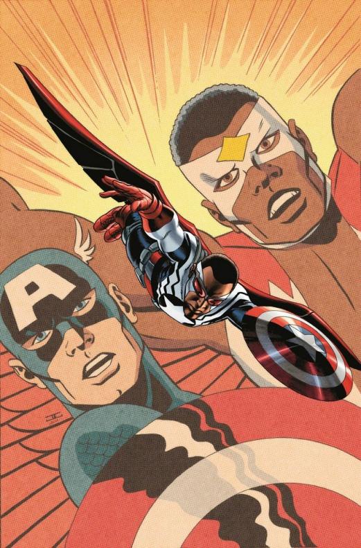 Sam Wilson, Captain America