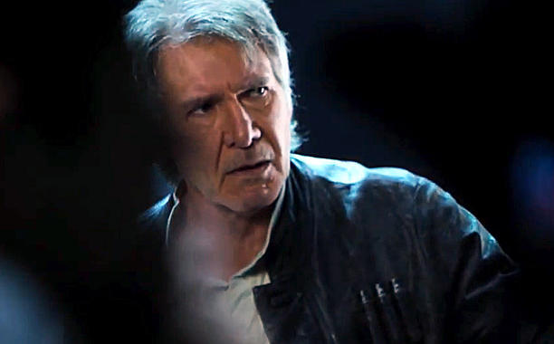Star Wars episodio VII - Han Solo