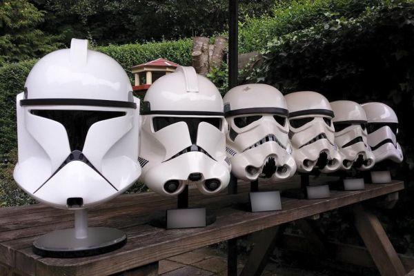 Evolución Stormtroopers