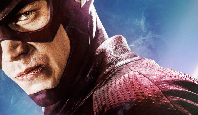 the flash new s2 poster