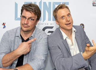 Alan Tudyk - Nathan Fillion