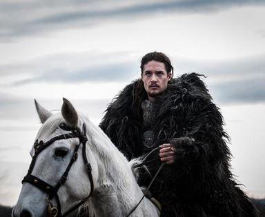 Alexander Dreymon The Last Kingdom