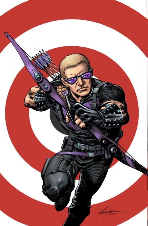 All-New Hawkeye 1 variant