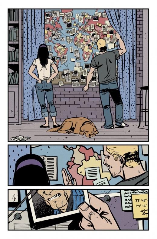 All-New Hawkeye 1