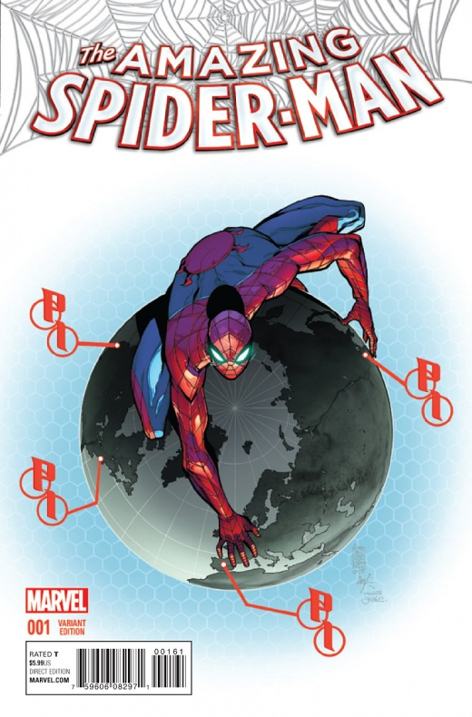 Amazing Spider-Man 8
