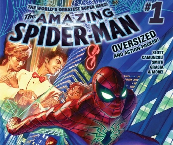 Amazing Spider-Man destacada