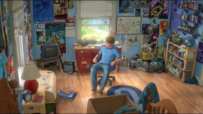 Andys Room