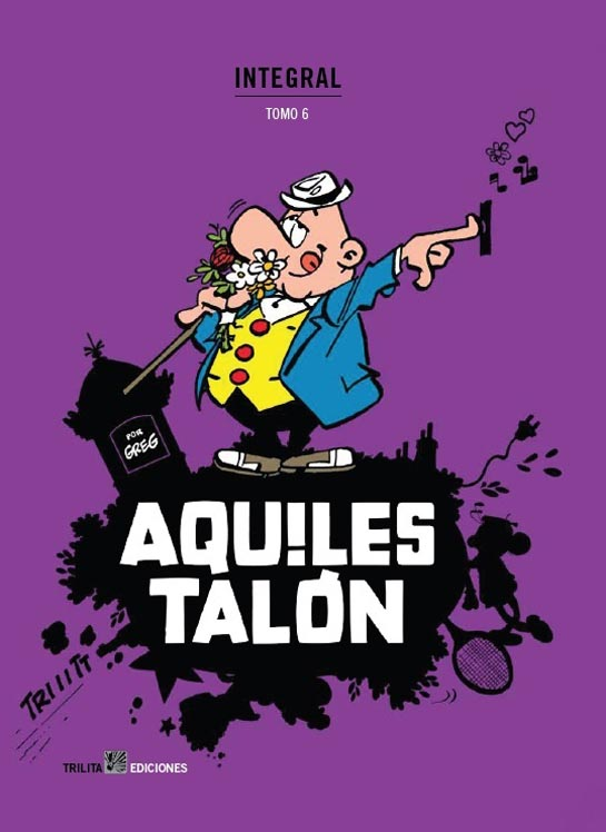 Aquiles Talon tomo 6