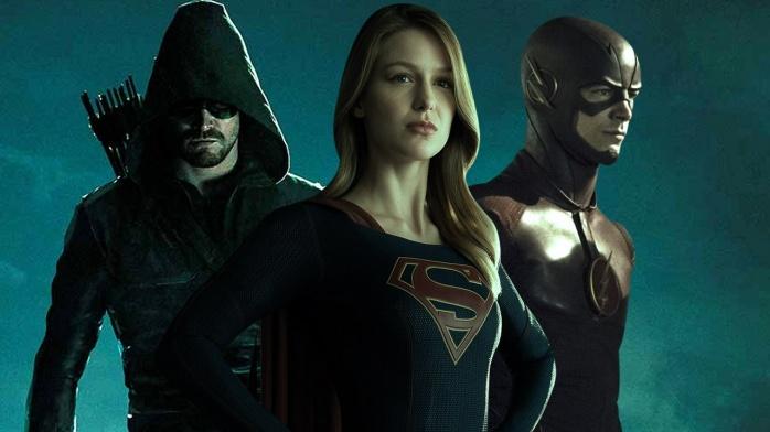 Arrow Flash Supergirl