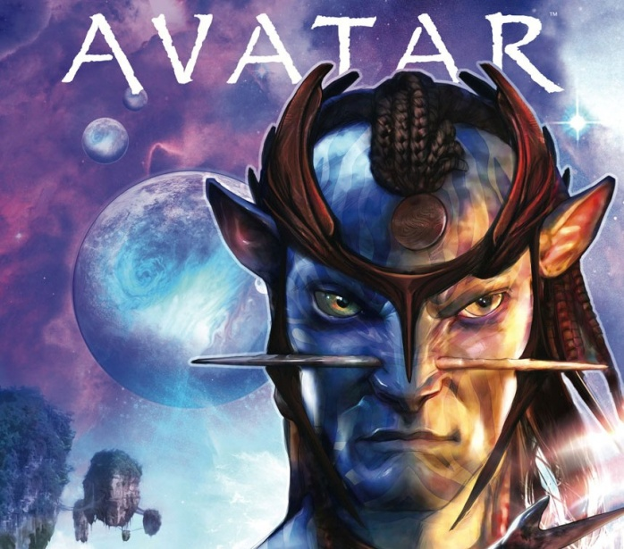 Avatar Comic destacada
