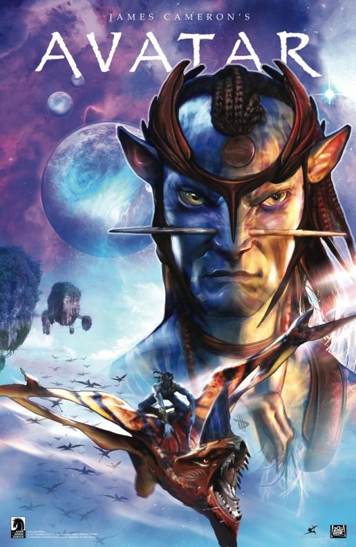 Avatar Comic