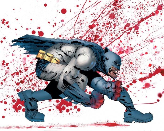 Batman Miller DK3