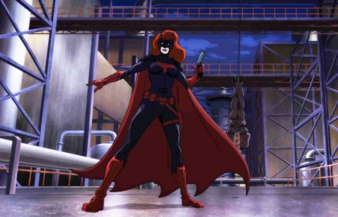Batwoman en Batman Bad Blood
