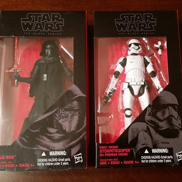 Black series Hasbro