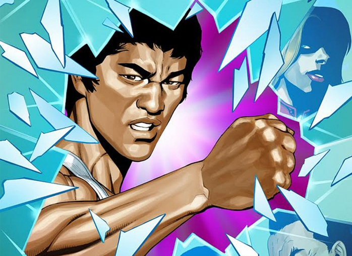 Bruce Lee The Dragon Rises Destacada