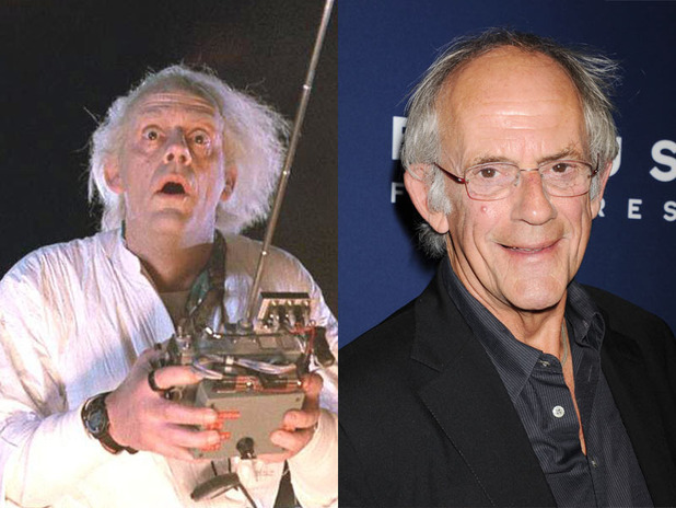 Christopher Lloyd 1985-2015