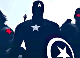 Civil War fan-made credits