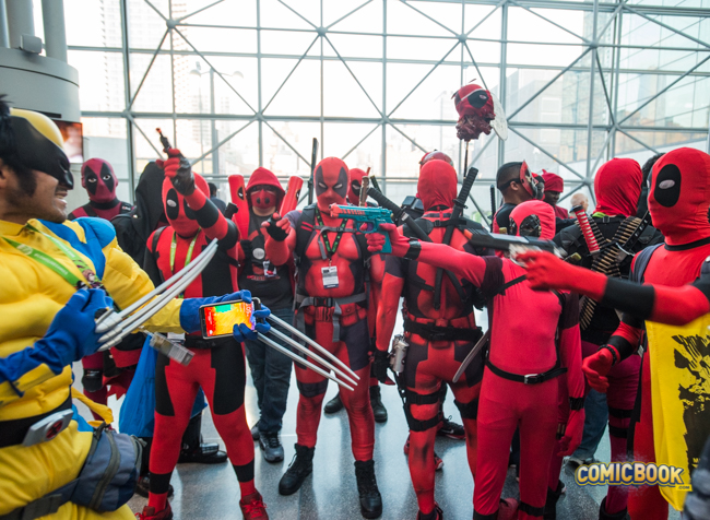 Cosplay NYCC 10
