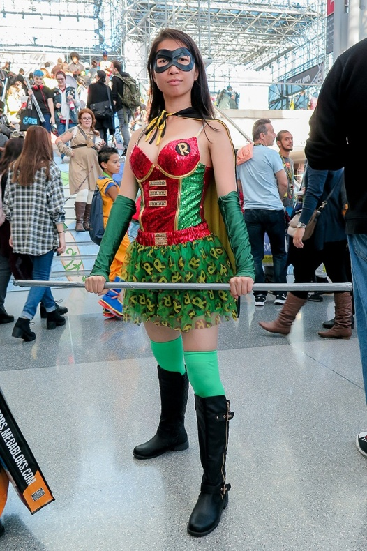 Cosplay NYCC 109