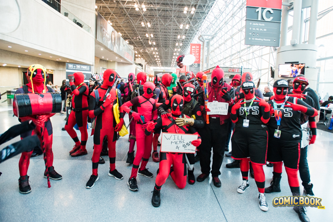 Cosplay NYCC 11