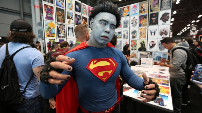 Cosplay NYCC 1101