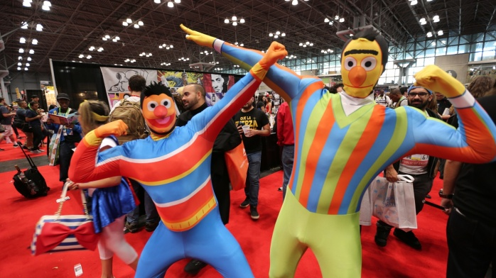 Cosplay NYCC 1111